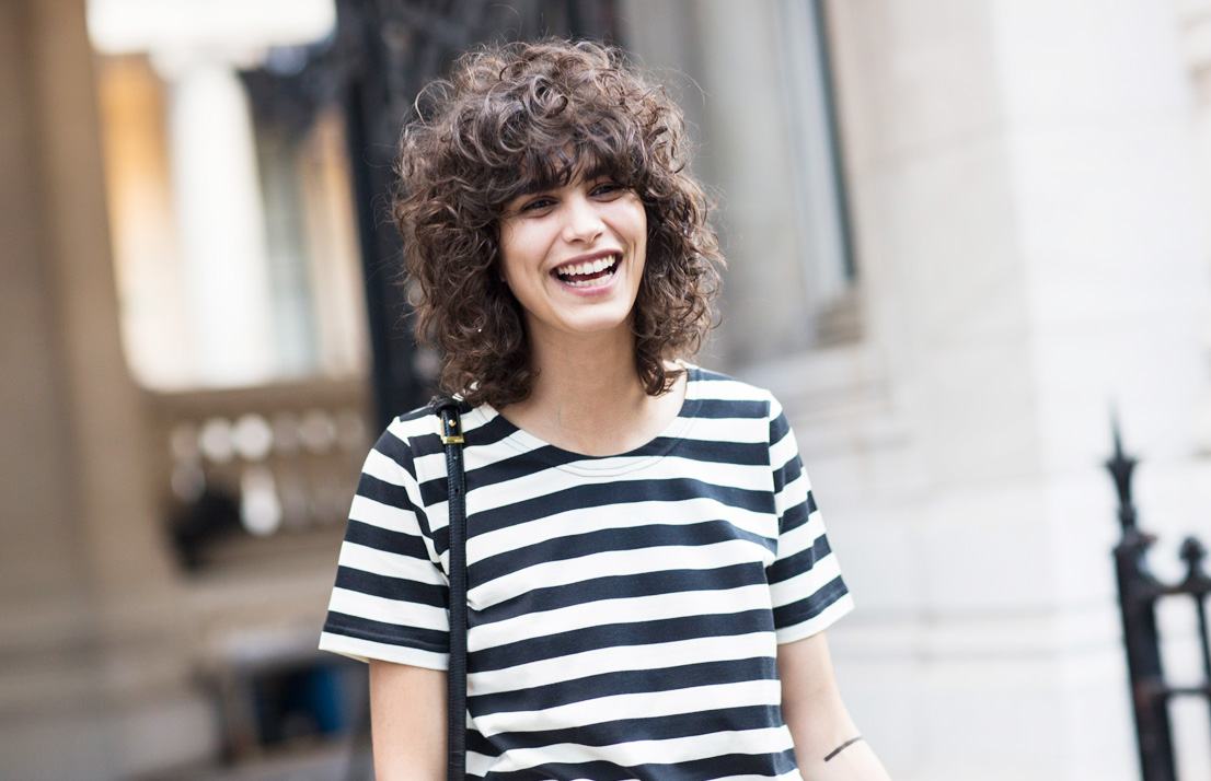 How to combat humidity frizz