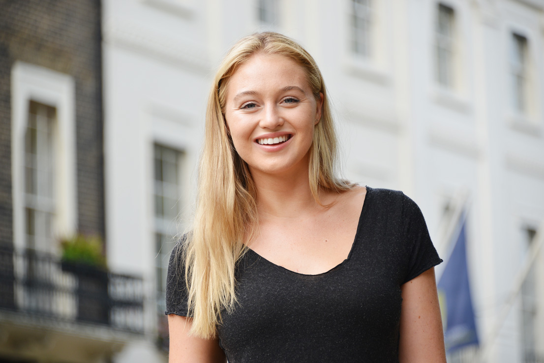 The Lifestyle Edit meets model Iskra Lawrence