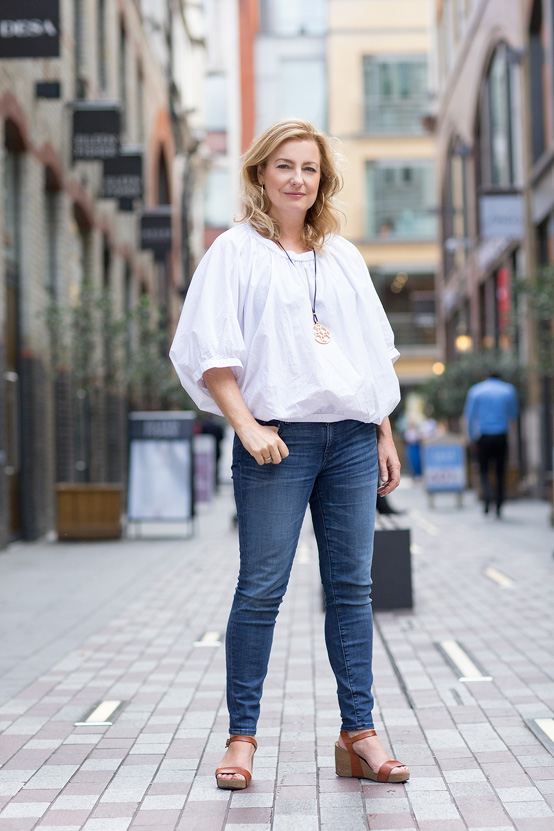 The Lifestyle Edit meets former Elle and Grazia Editor, Fiona McIntosh