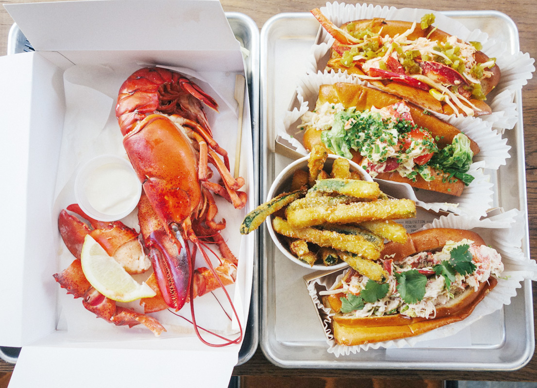 The Lifestyle Edit's Lobster Guide