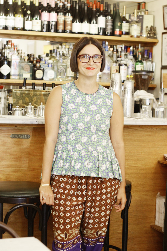 The Lifestyle Edit Meets Jack's Wife Freda's Maya Jankelowitz