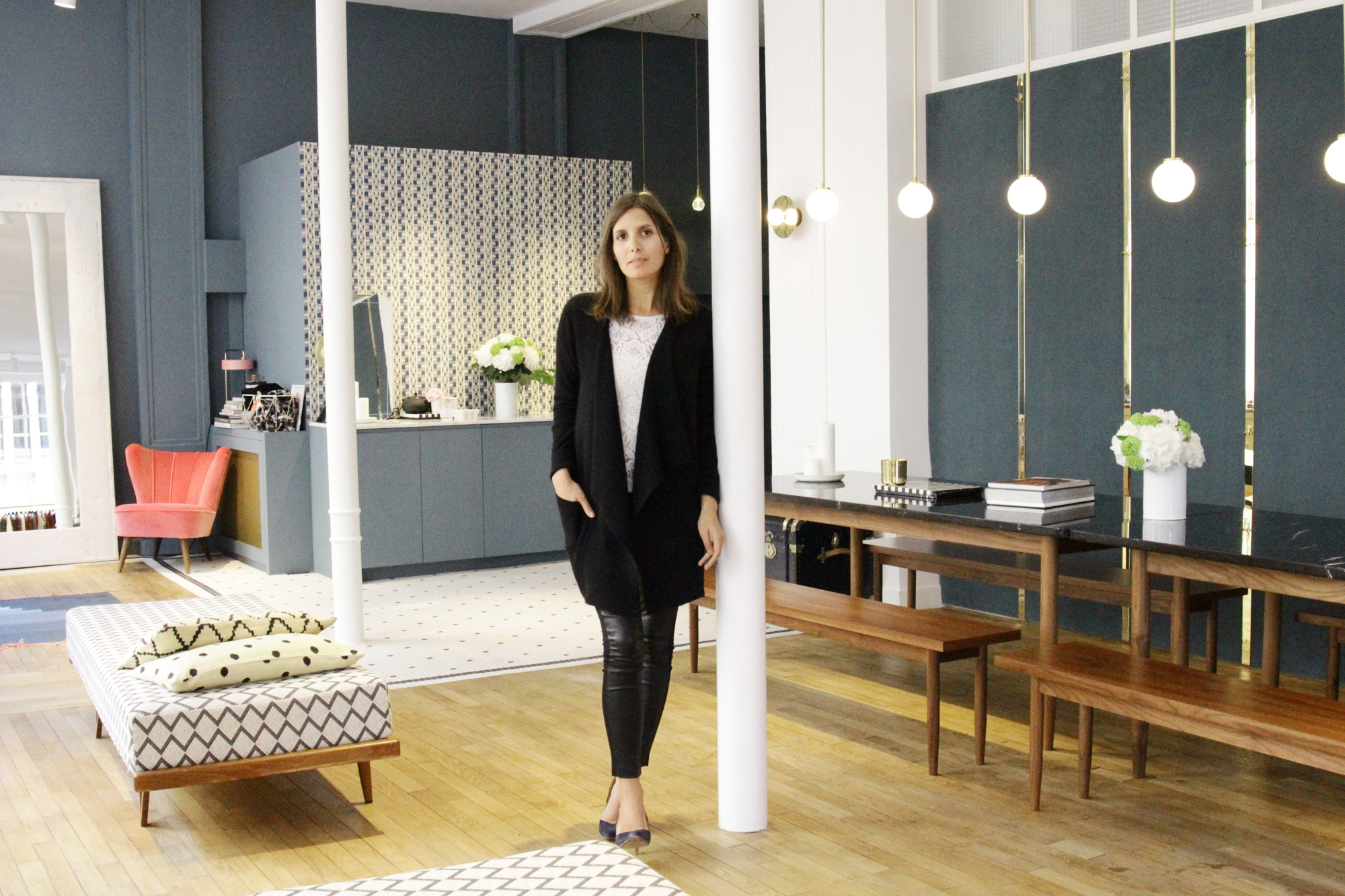 The Lifestyle Meets Sézane Founder, Morgane Sézalory