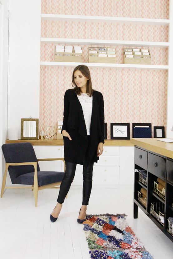 dressing comme un parisien est plus facile que vous pensez et que vous avez s zane pour merci. Black Bedroom Furniture Sets. Home Design Ideas