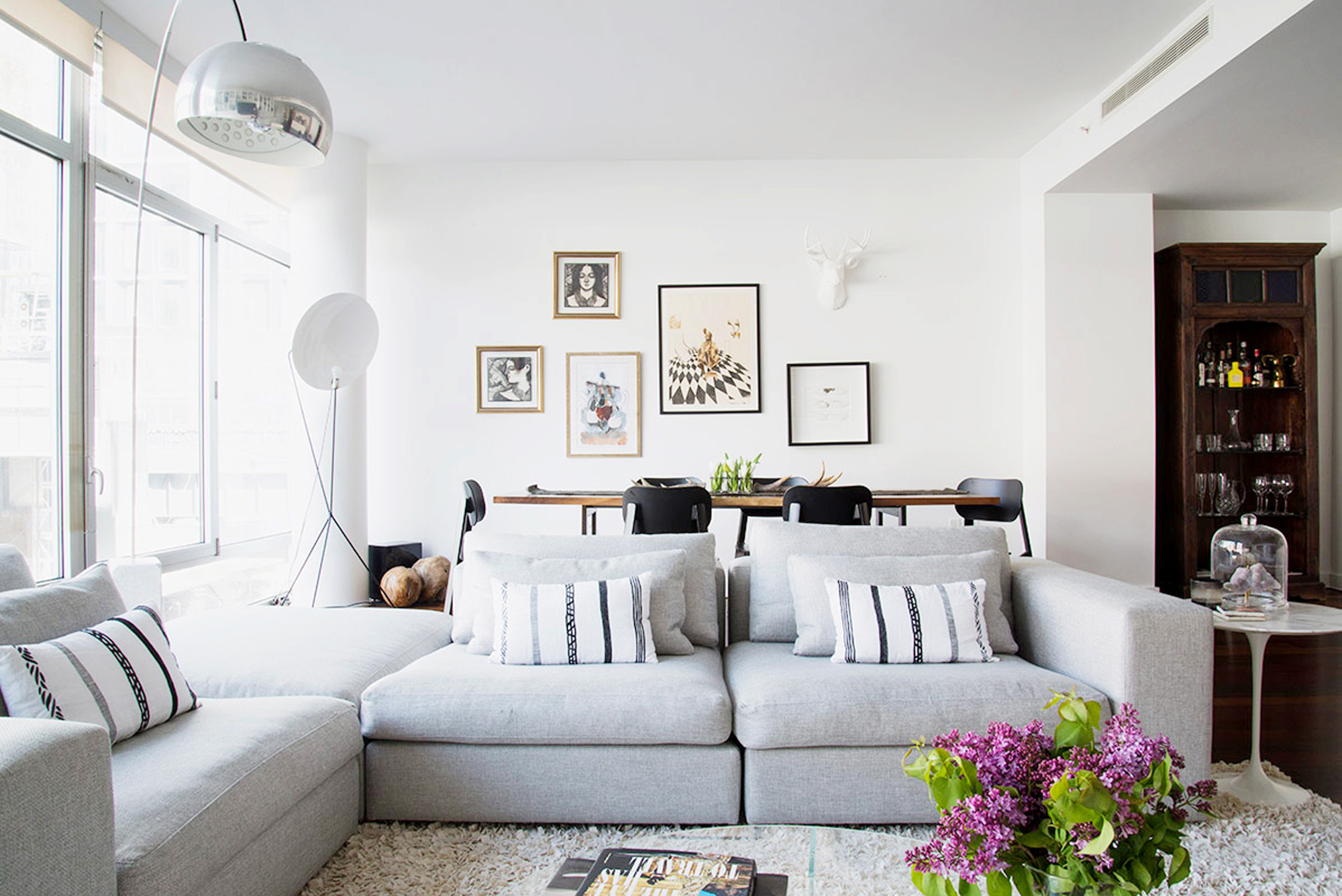 West Elm's top tips on decorating a small space