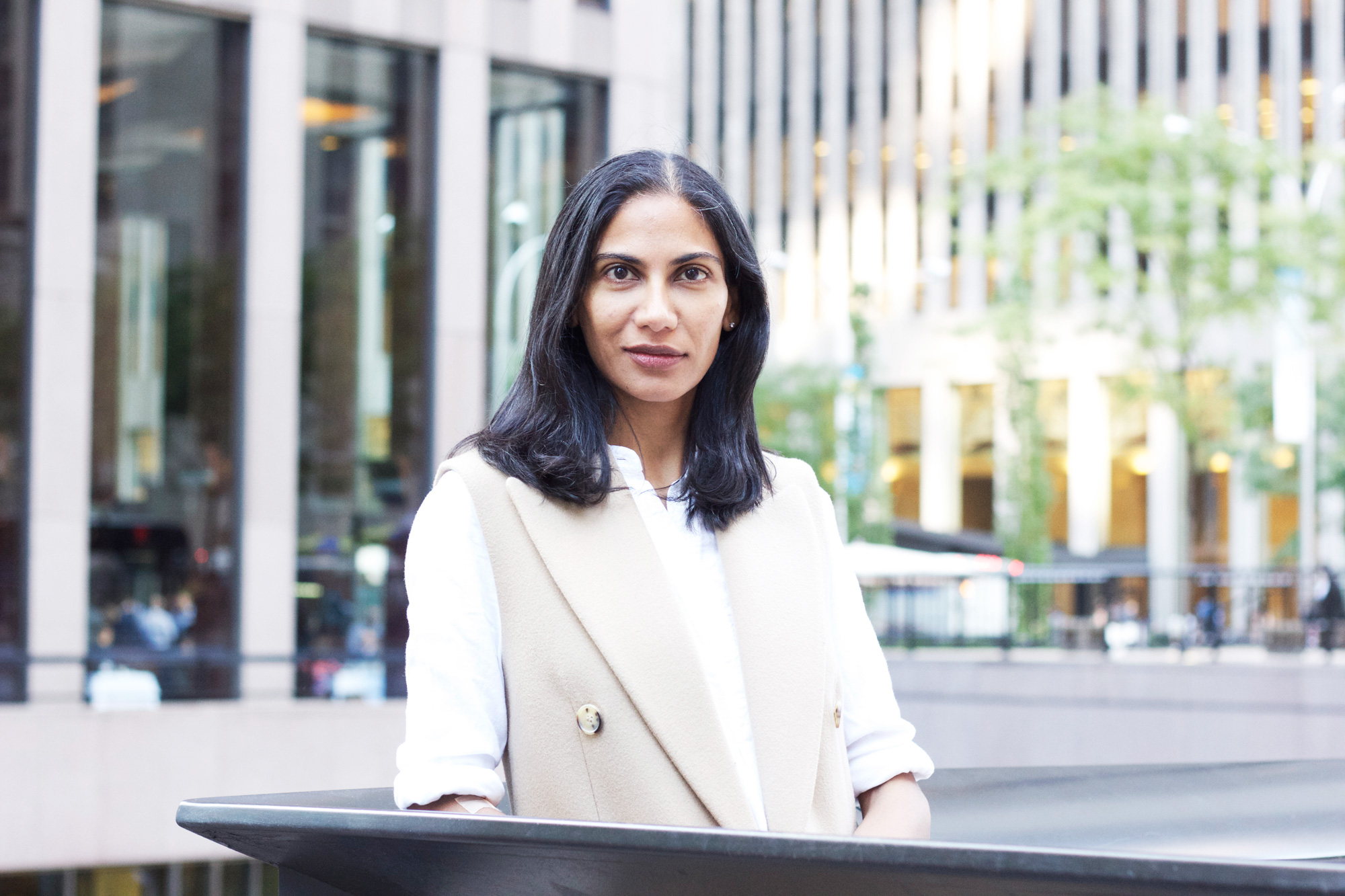 Career talk with the Wall Street Journal's Meenal Mistry