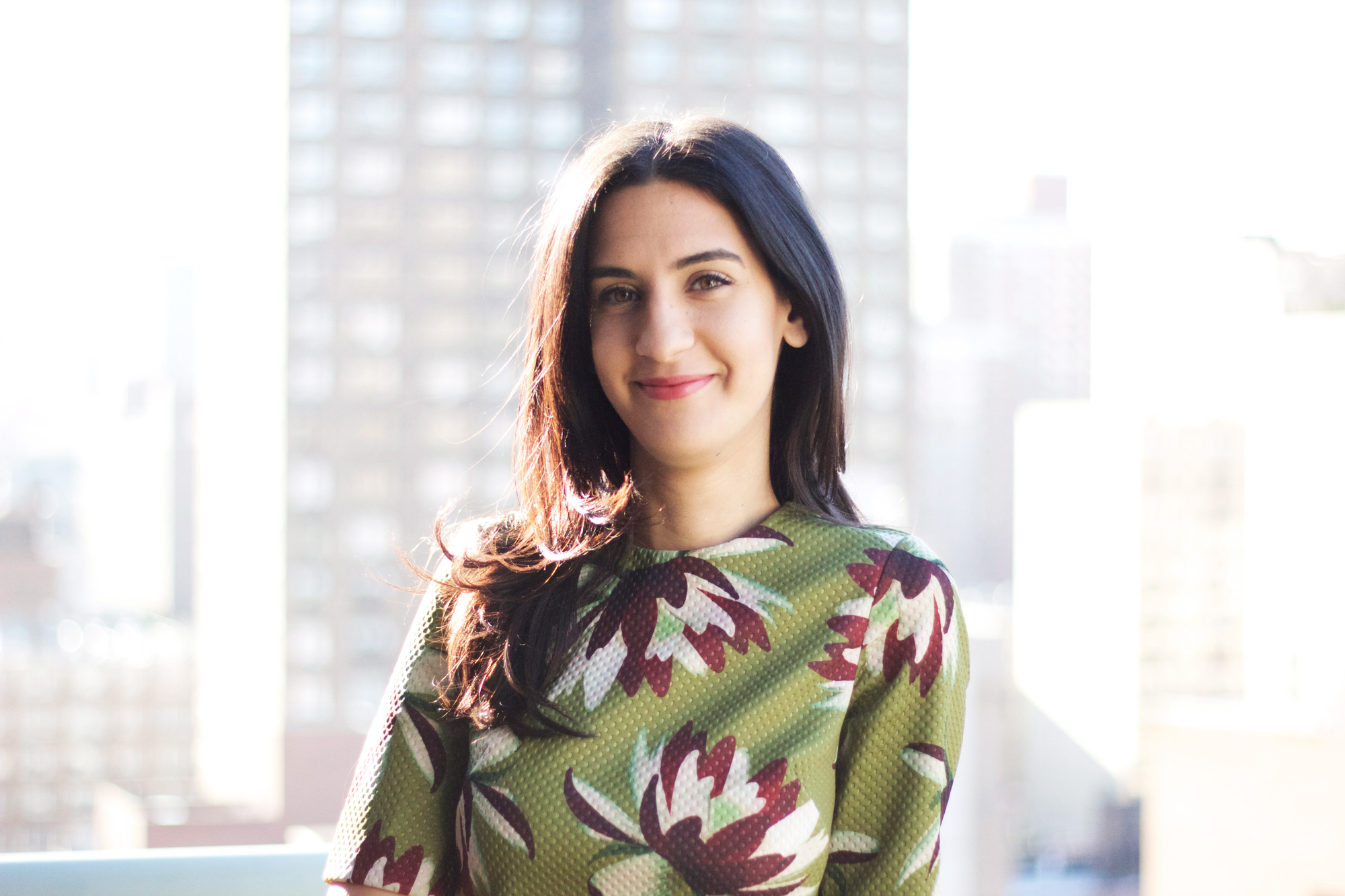 Natalie Zfat talks careers with The Lifestyle Edit