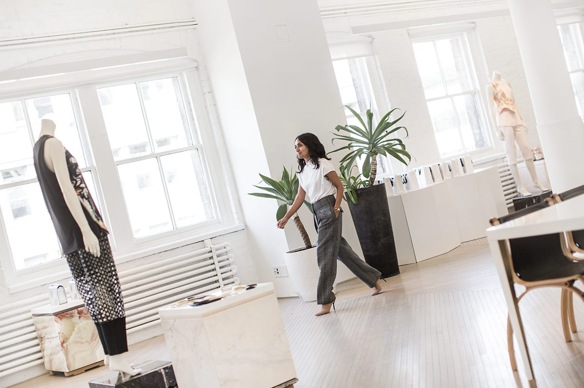 The Lifestyle Edit on office boundaries