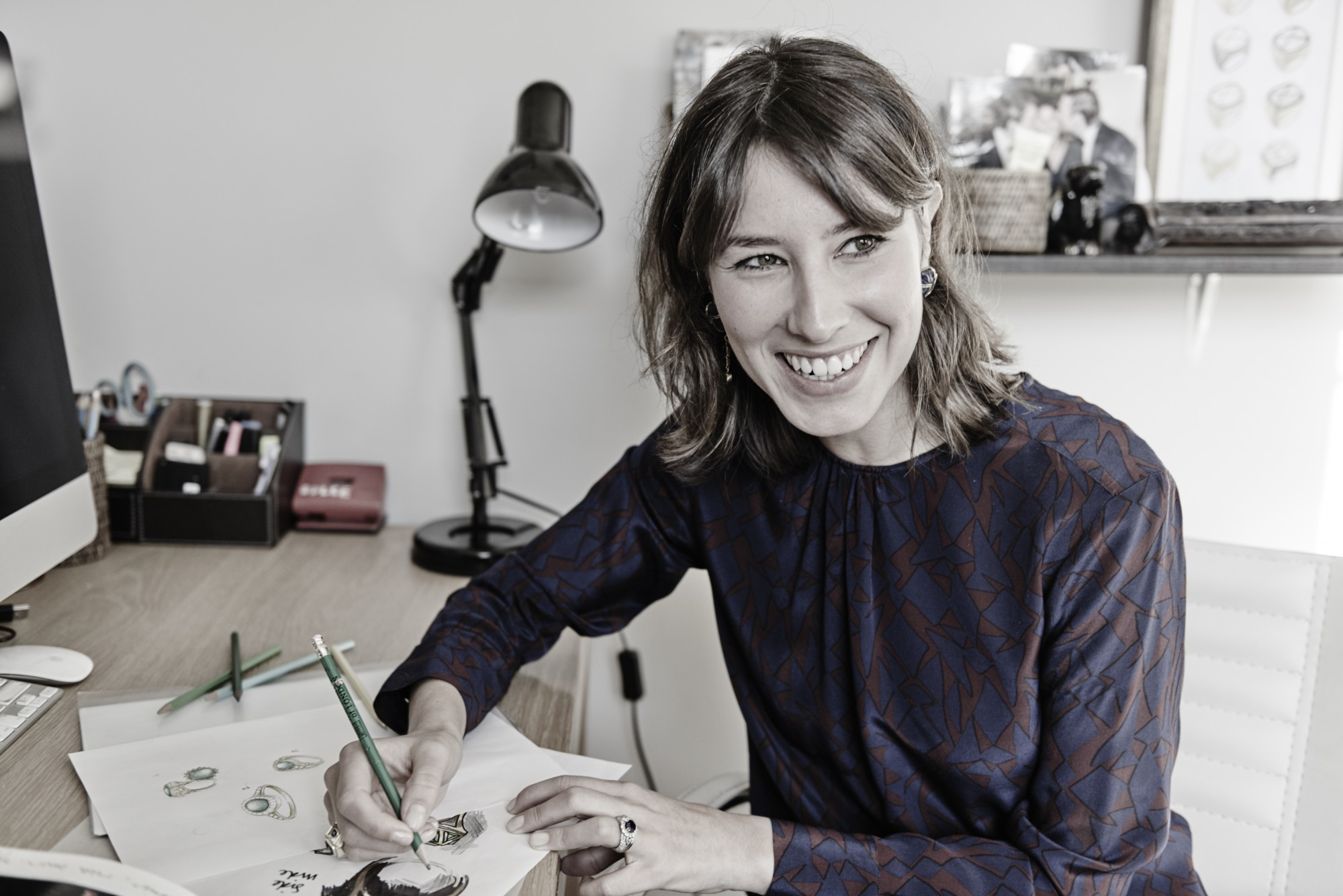 Ultimate guide to fine jewellery with designer Tessa Packard