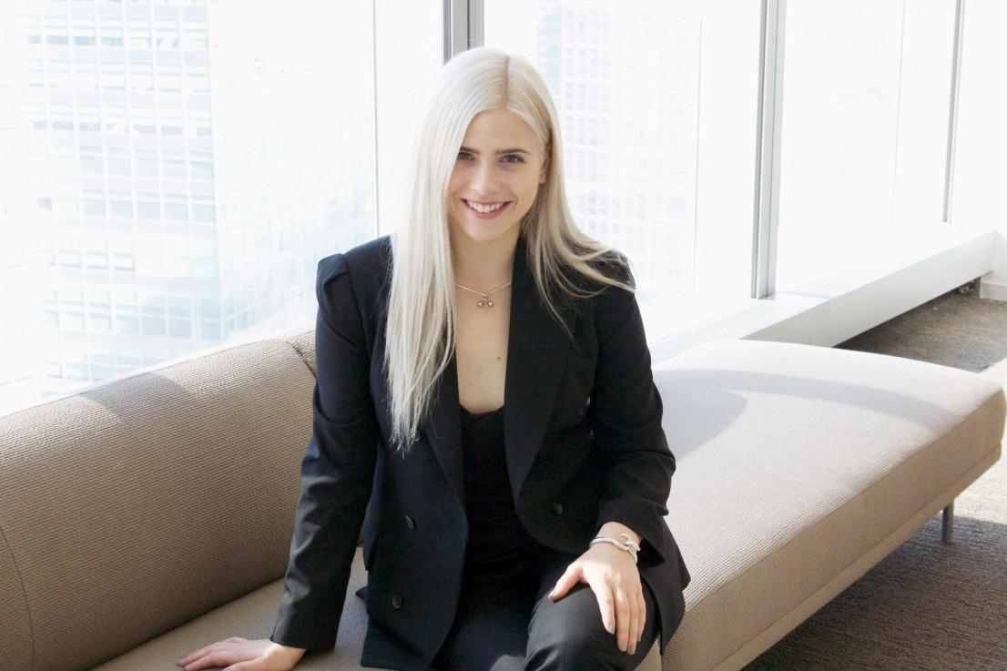 Allure online beauty editor Kristie Dash