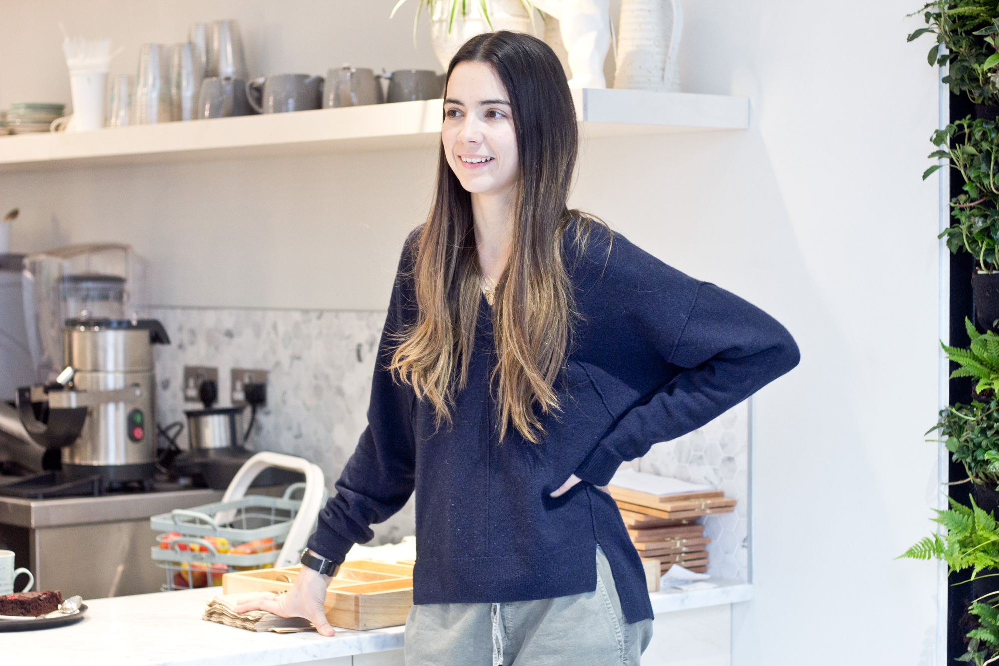 The Detox Kitchen's Lily Simpson On The New Deli & Flavour Over Calorie Counting