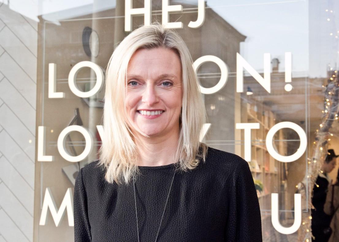 Kikki.K founder Kristina Karlsson