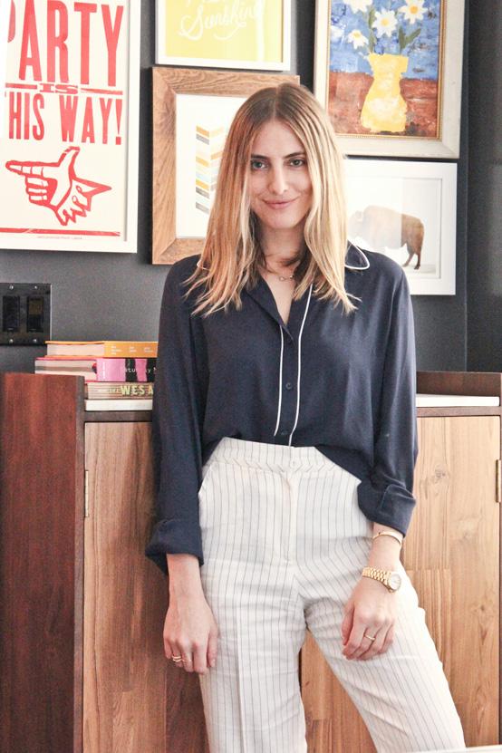 ShopBop Fashion Features Editor Jenna Gottileb