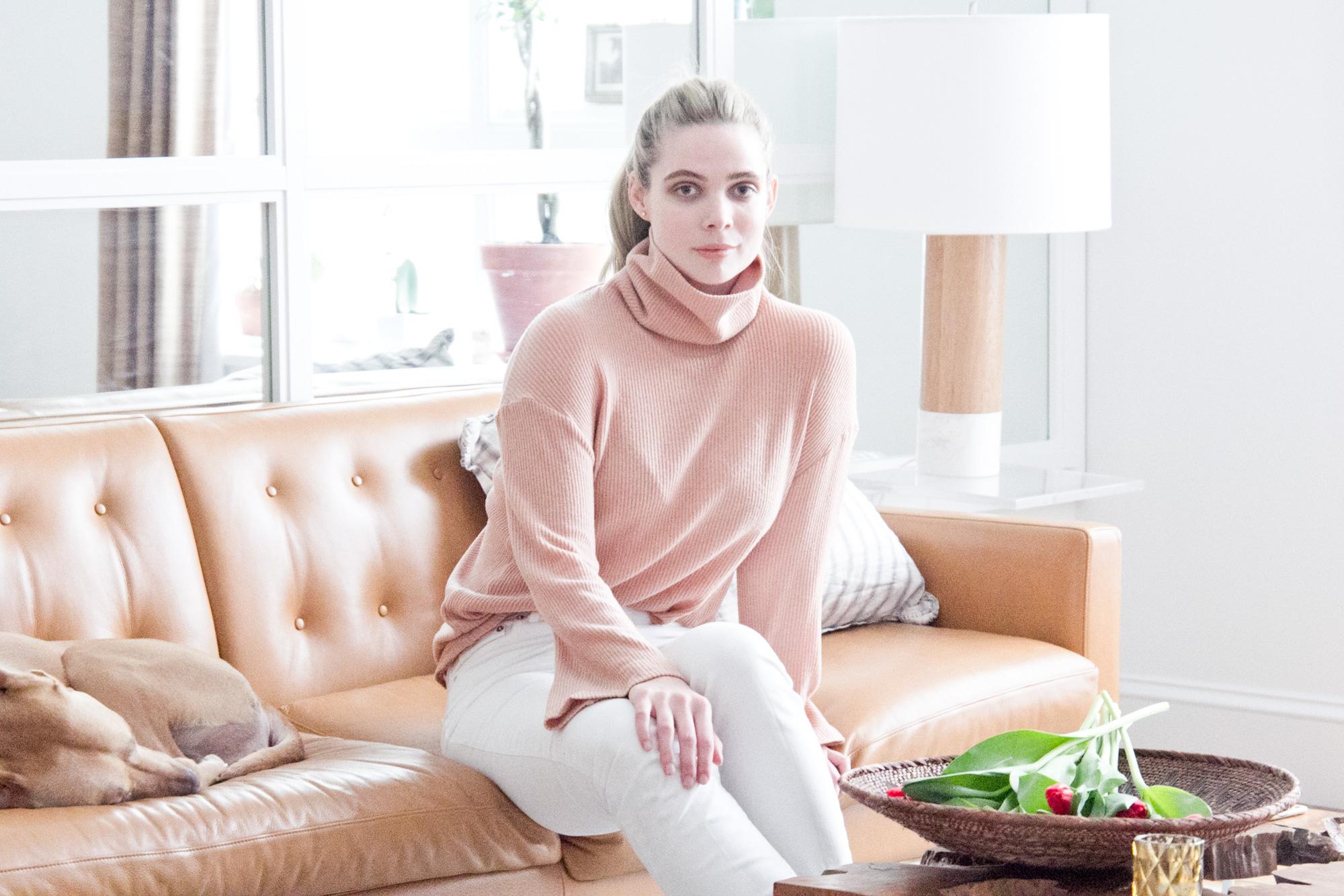 The Setting founder Amanda Shine