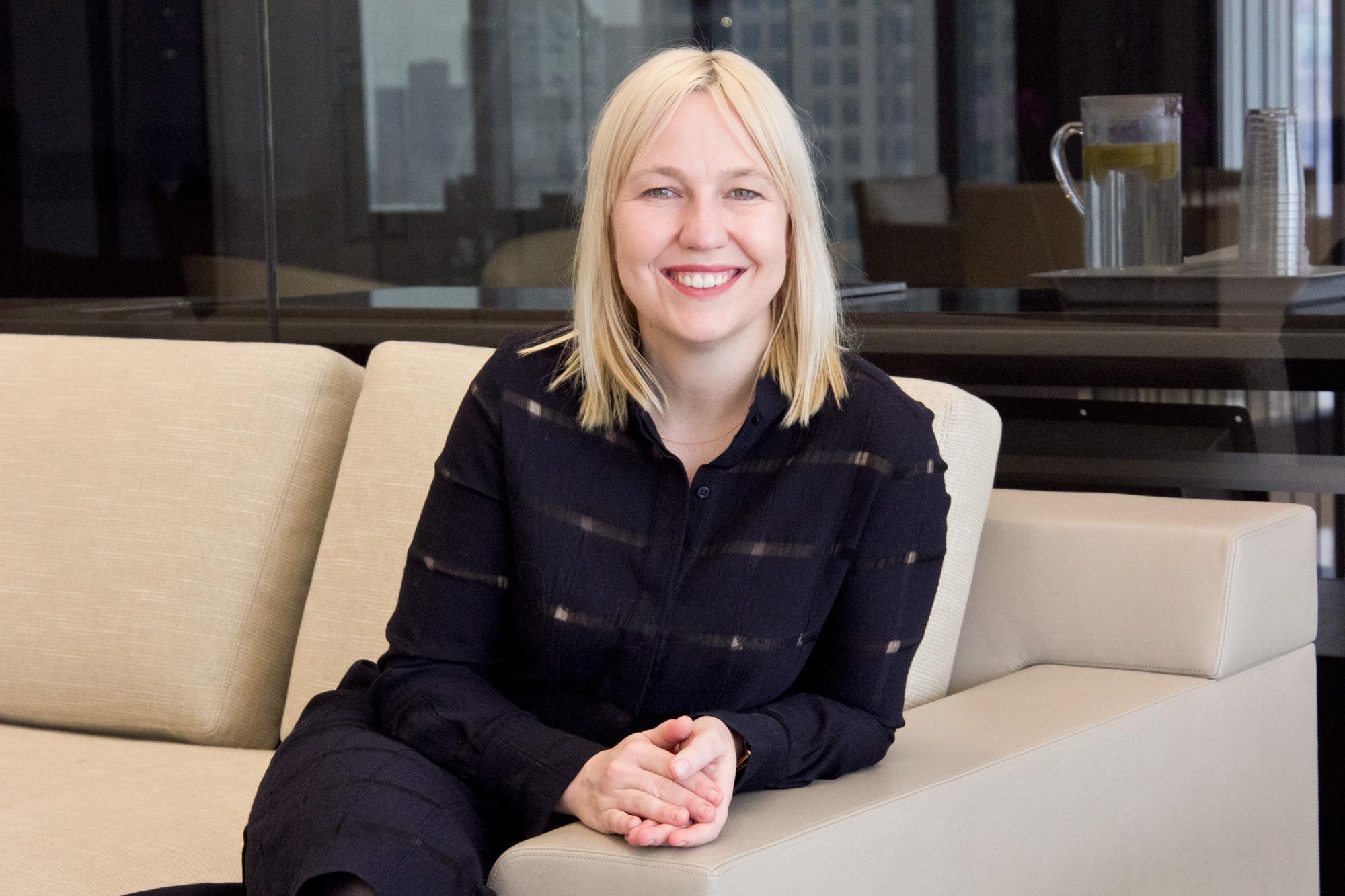 Conde Nast Traveler executive editor, Candice Rainey