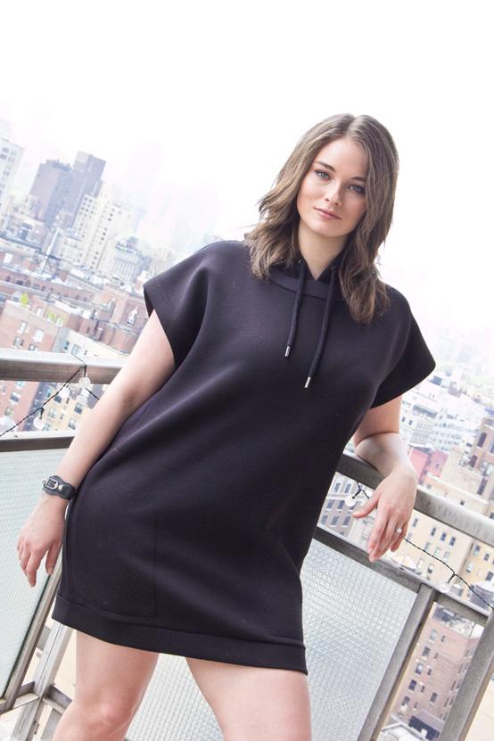 Model Jennie Runk