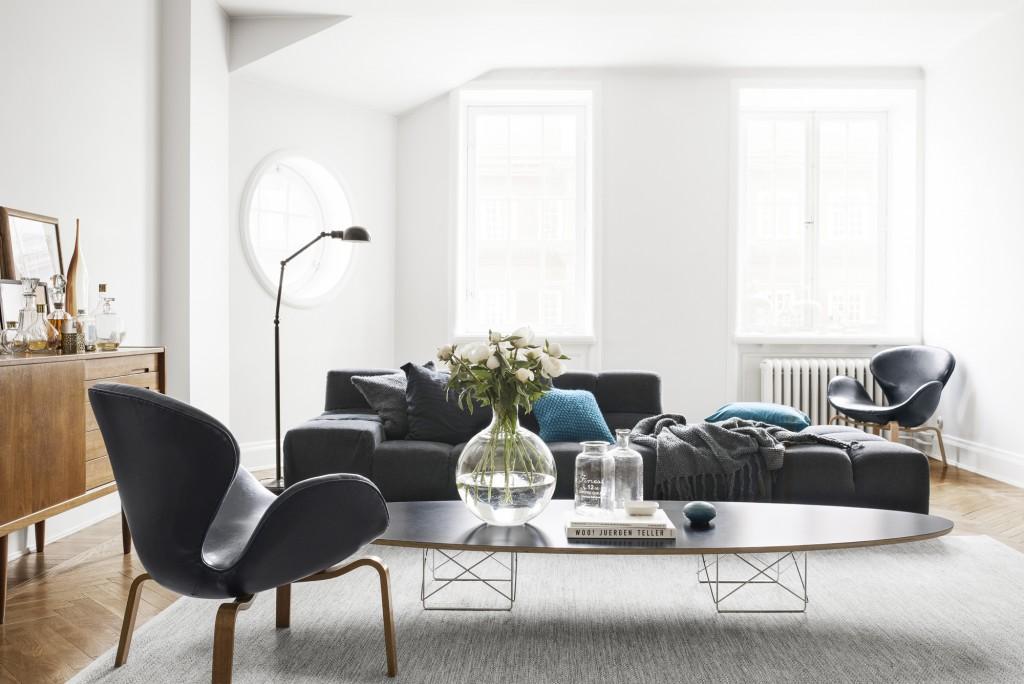 Home Tour with H&M Home Head of Design, Evelina Kravaev-Söderberg
