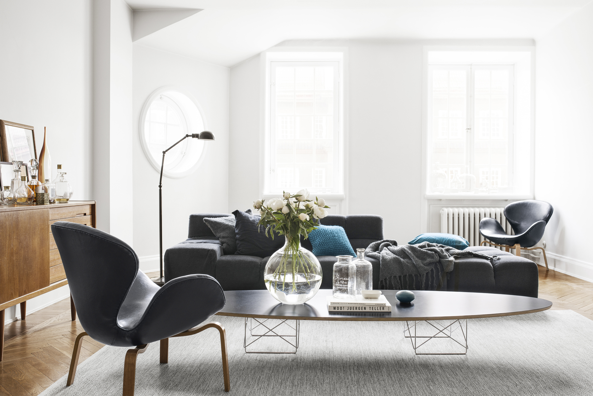 A l\'intérieur du Pinterest-Board Worthy Stockholm Appartement de H&M ...