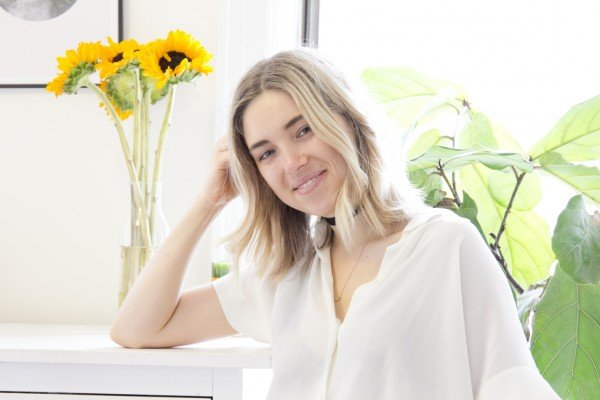 Aemilia Madden, editor of Who What Wear