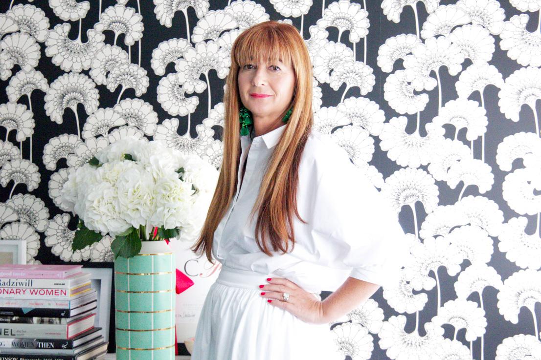 Deborah Lloyd, president and creative director of Kate Spade New York