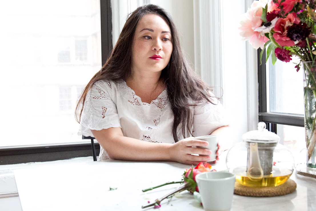 Jewels of New York founder, Diana Yen