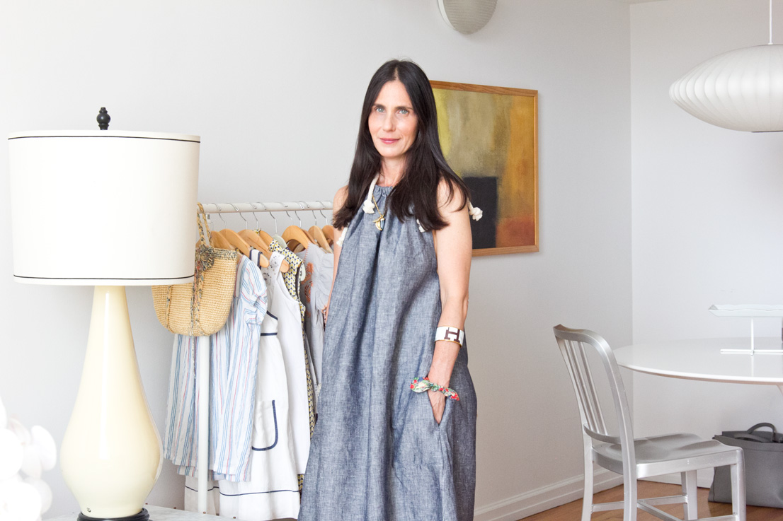 Girls on Greenwich founder Julie Turkel Abrahamson