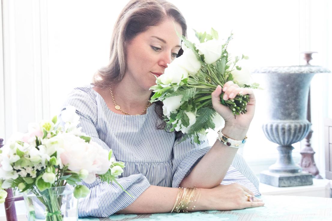 Belle Fleur founder, Meredith Waga Perez