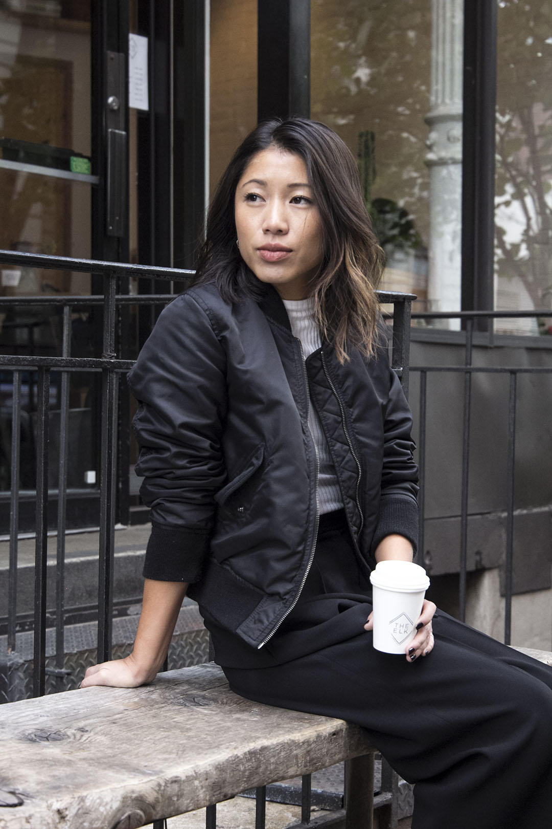 The Elk founder, Claire Chan