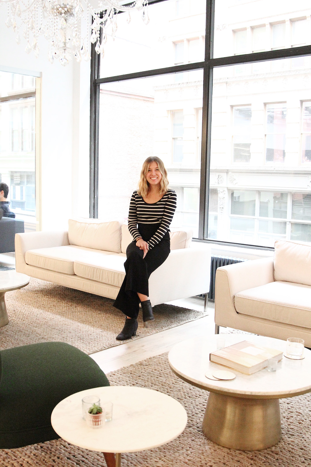 Homepolish director of marketing, Lisa Bubbers