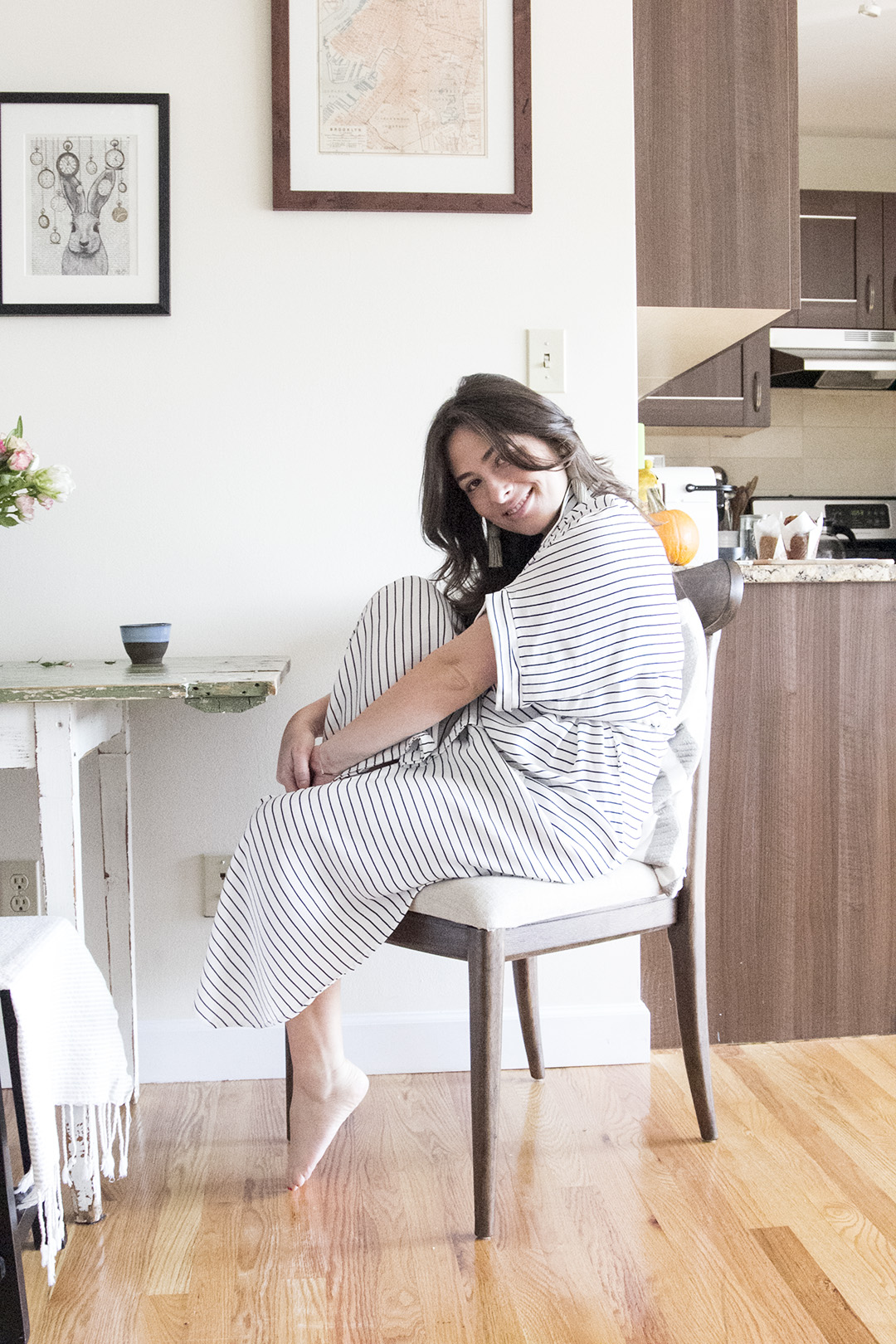 Table BK founder, Simone Nemirovsky