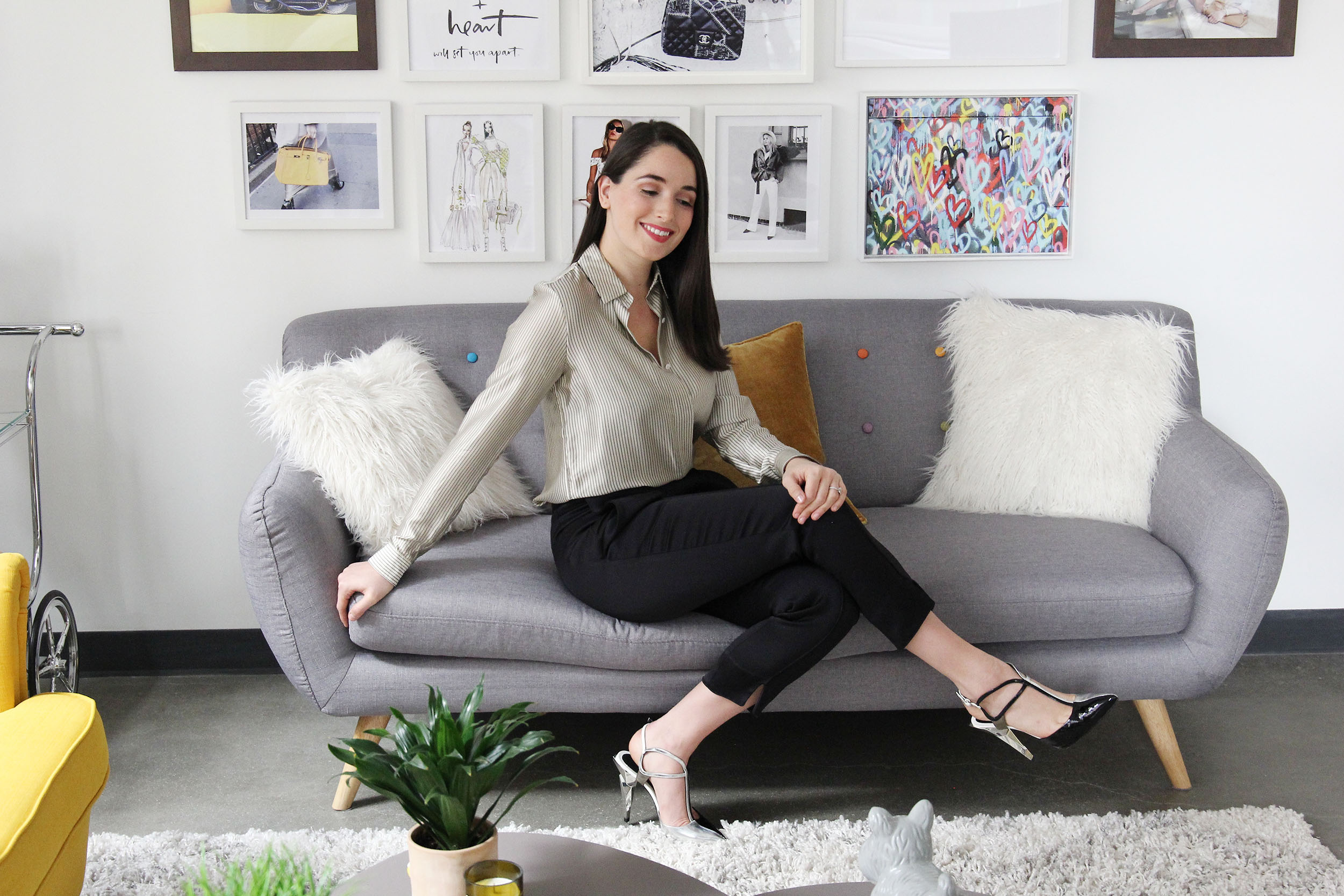 Say Hello To Village Luxe: Airbnb For Your Wardrobe