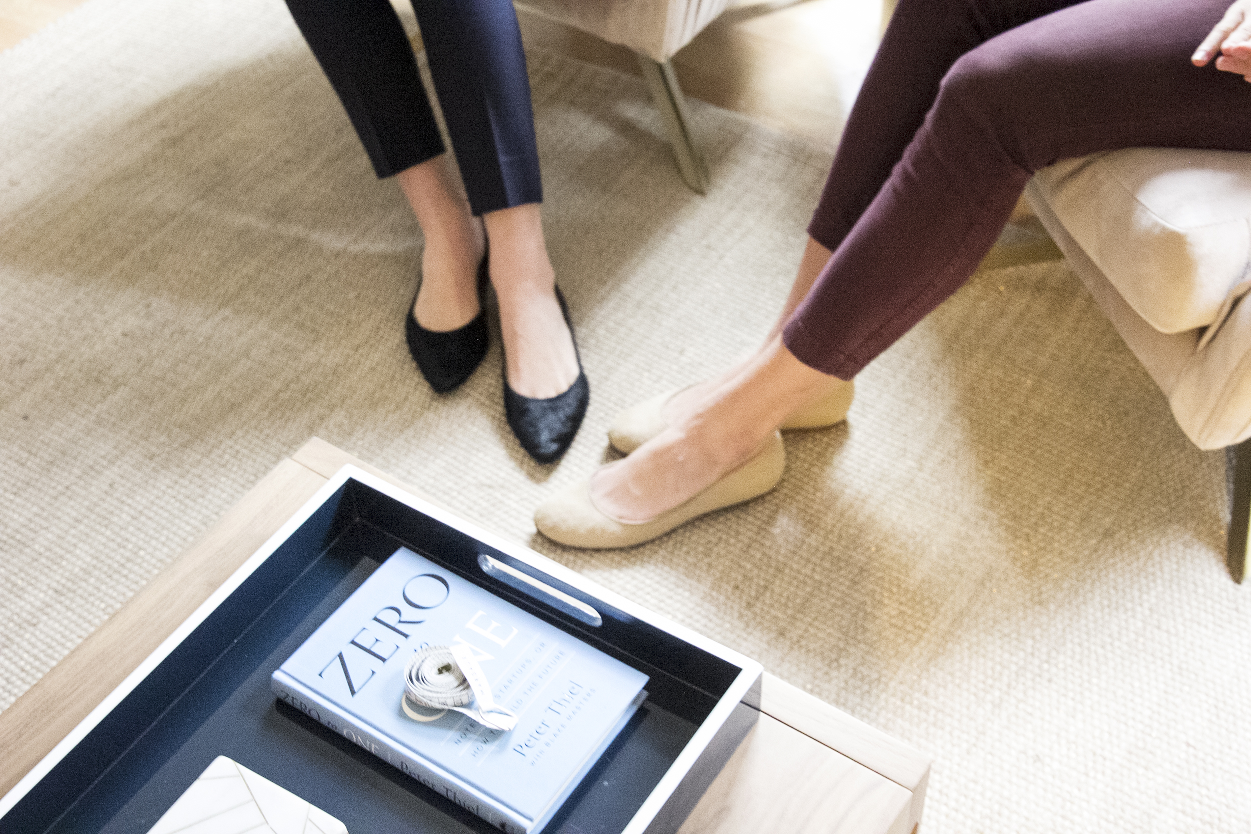Meet The Founders Behind Margaux Ballet Flats | The