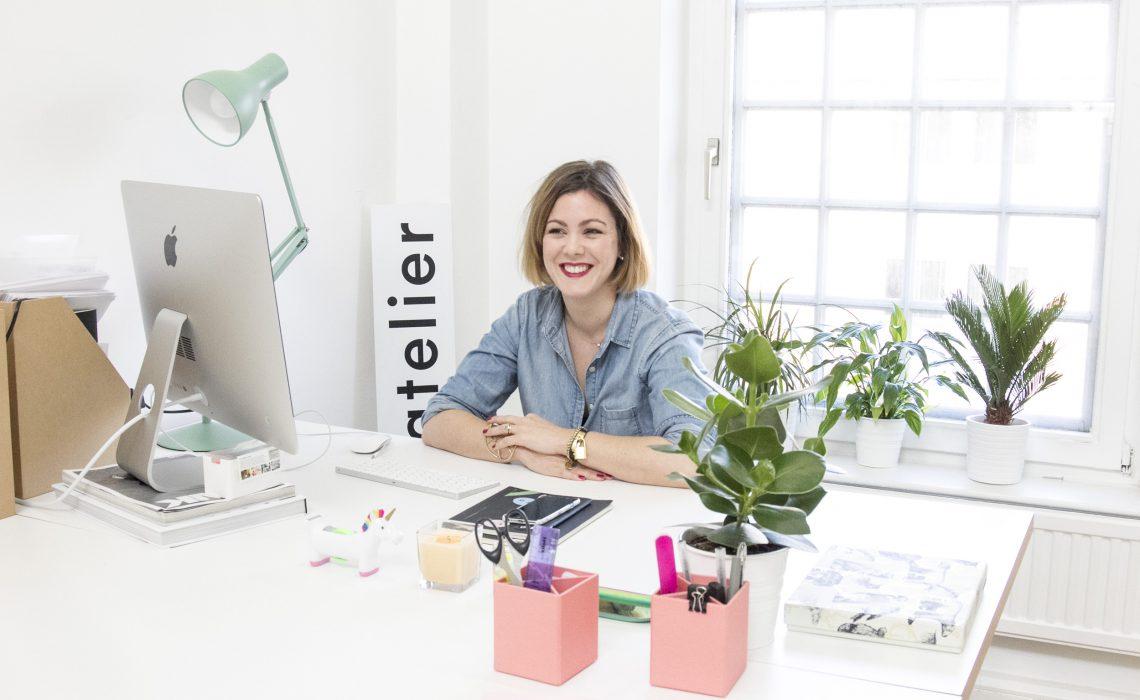 Rachel Saywell Burr, Talent Atelier