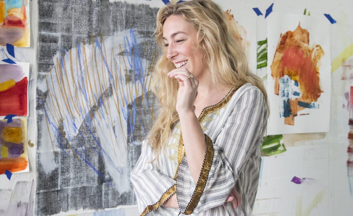 Artist Mary Nelson Sinclair
