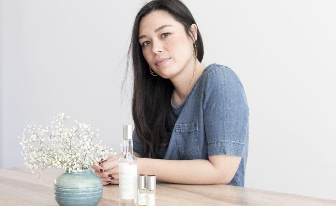 MCMC Fragrances founder, Anne McClain