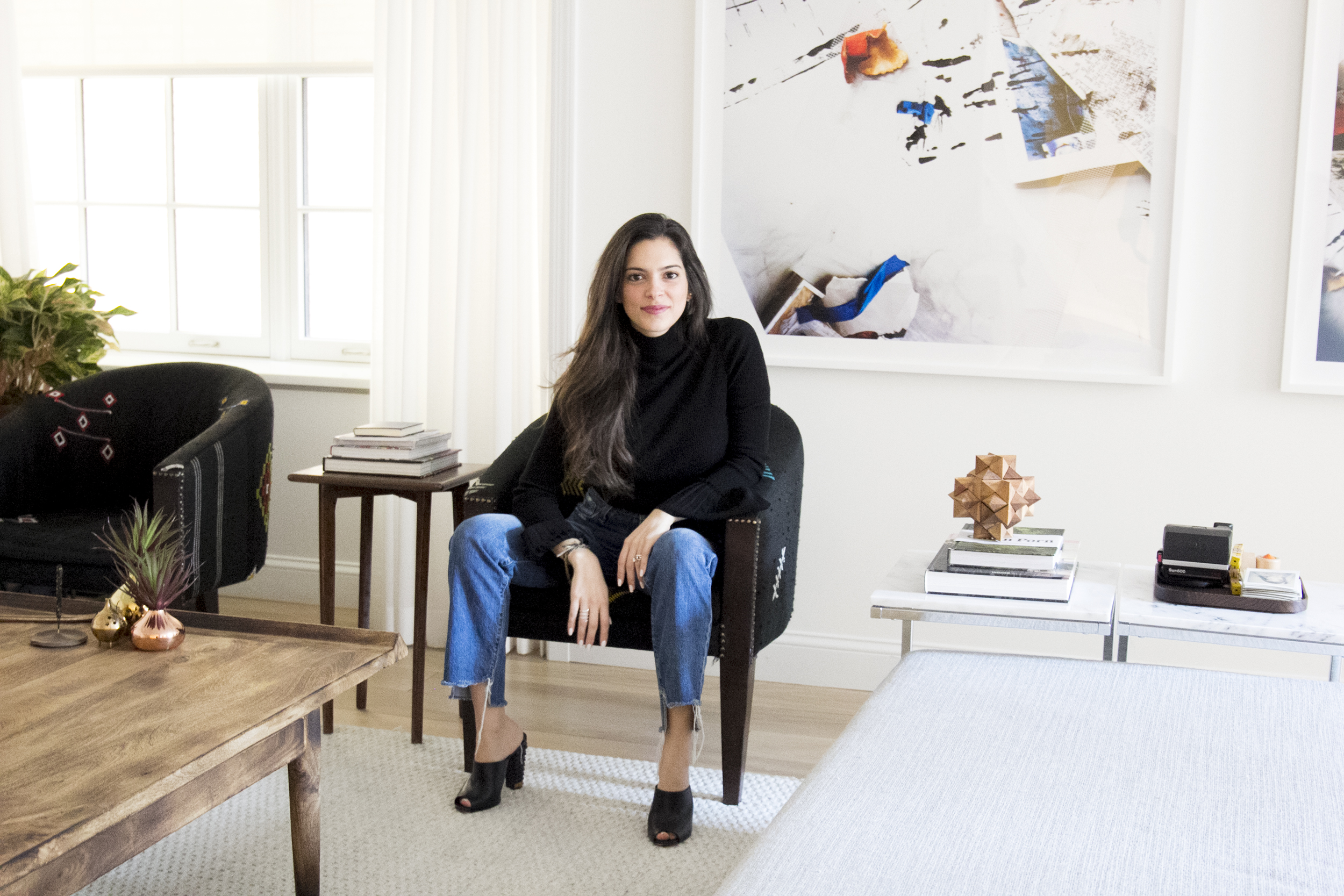 Bari Studio founder, Alexandra Bonetti Perez