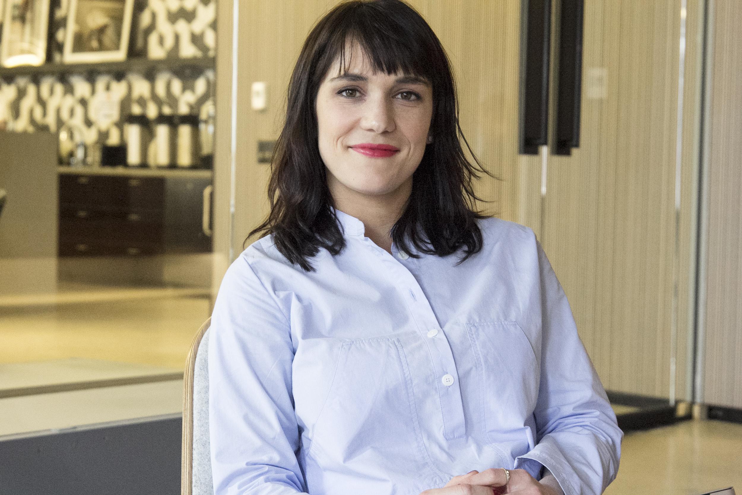 Eater editor, Amanda Kludt