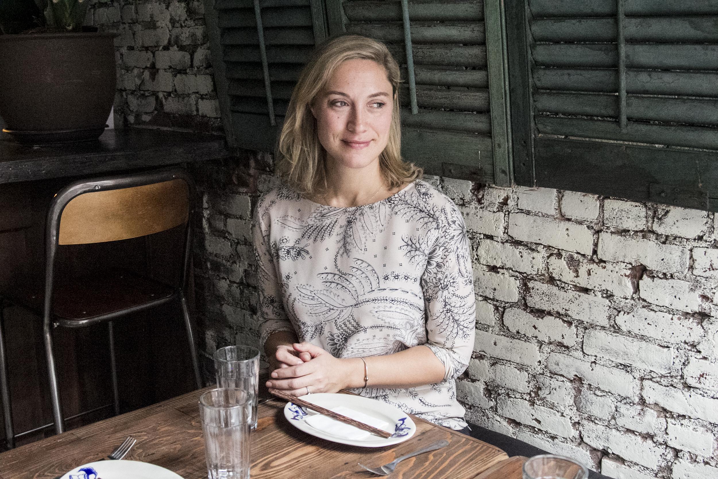 Hanoi House founder Sara Leveen