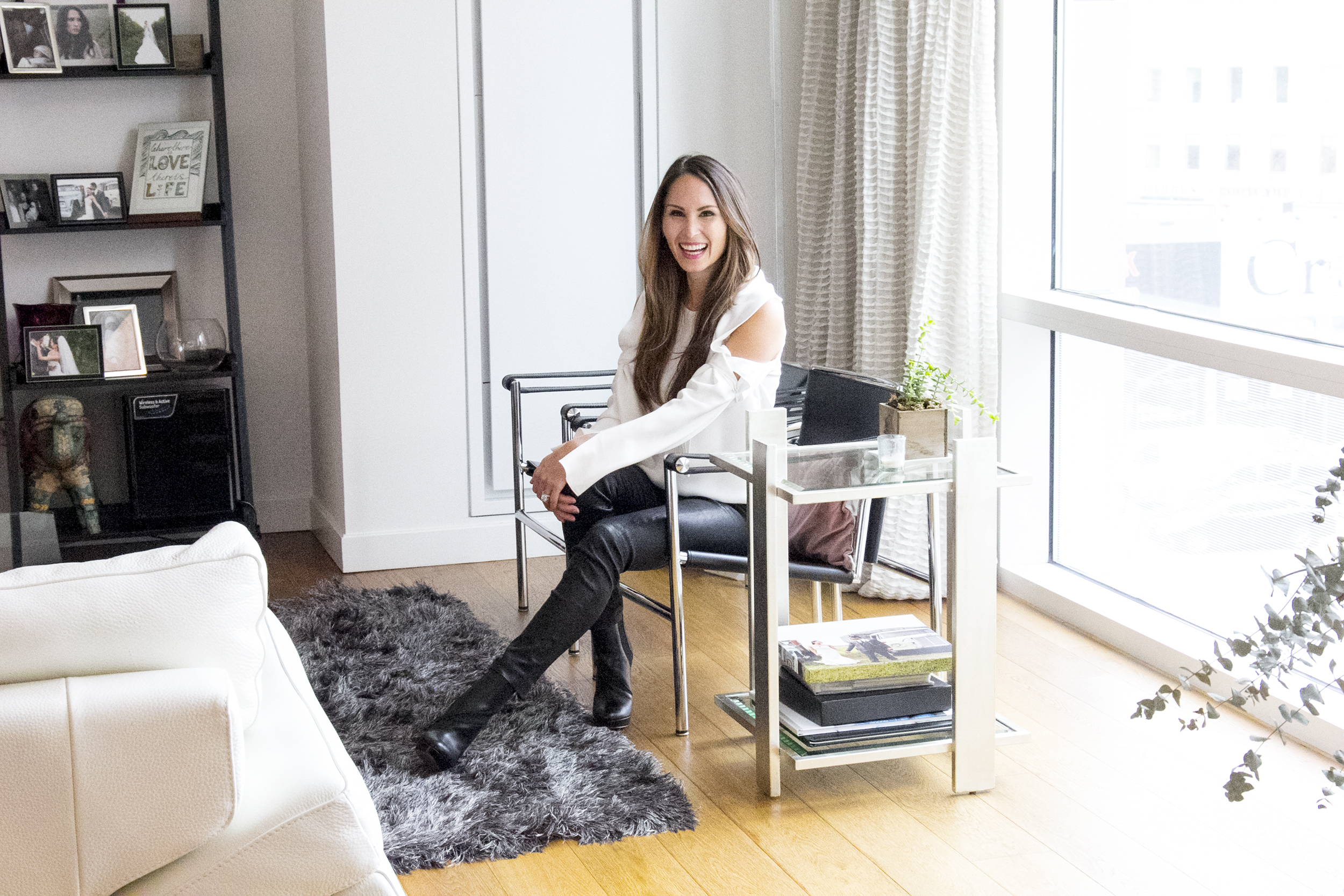Toreutique Co-founder Jennifer Kapahi