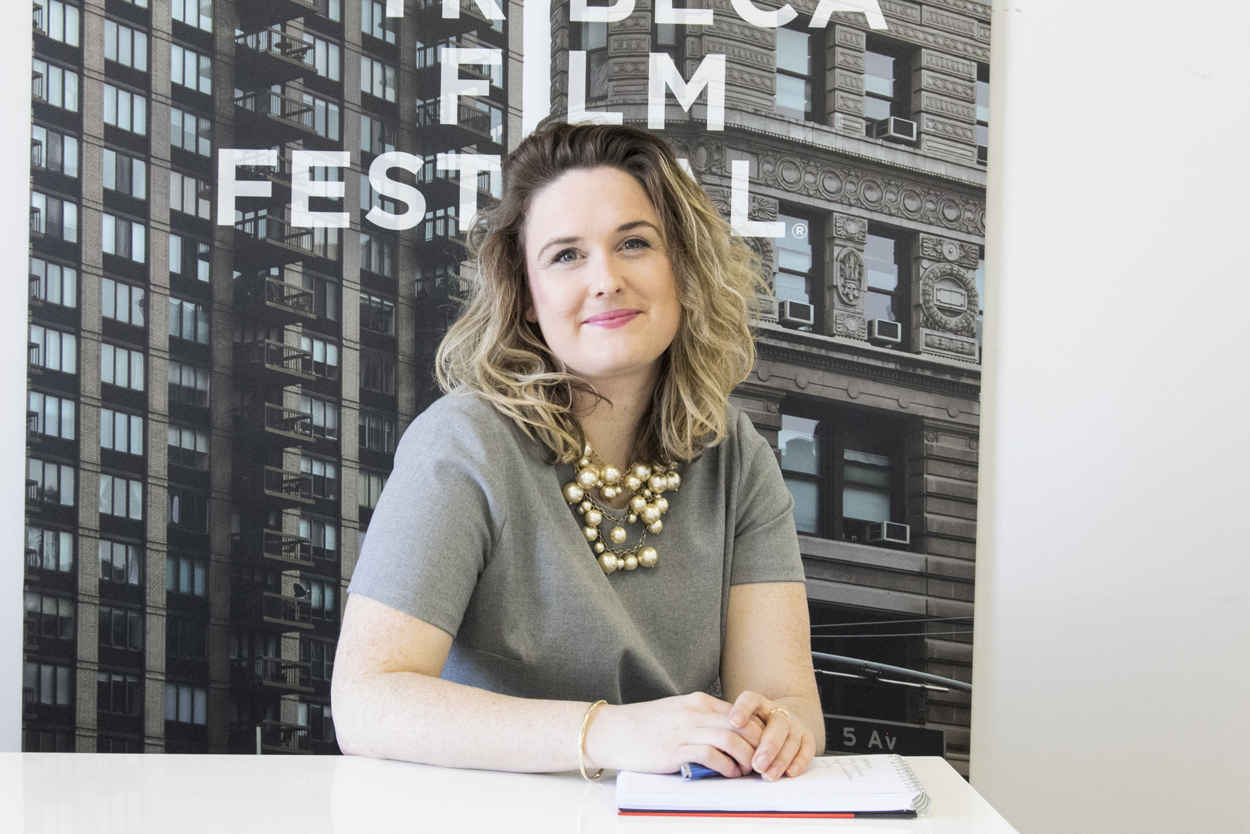 TriBeCa Film Festival Director of Programming, Cara Cusumano