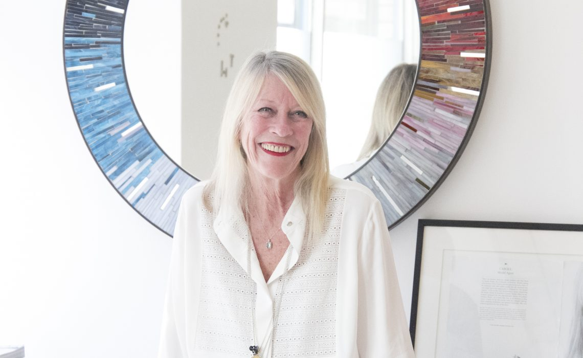 Carole White, Premier Model Management founder