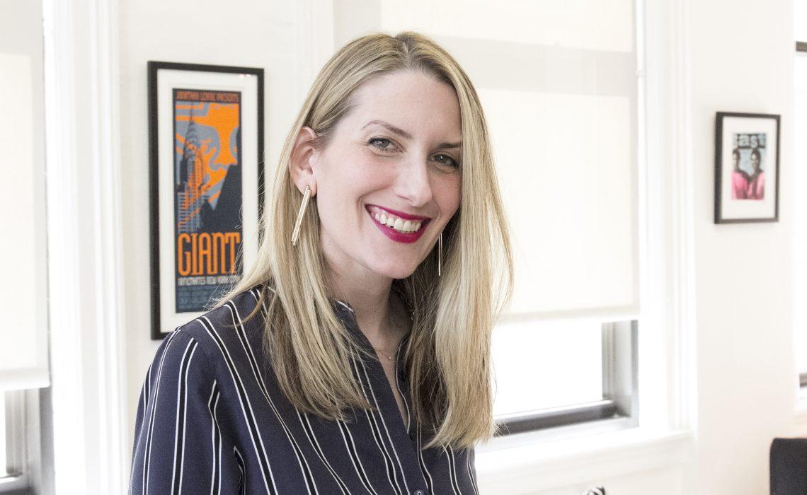 Melissa Liebling-Goldberg, VP of Editorial at Spring