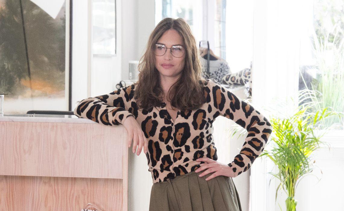 Prism founder, Anna Laub