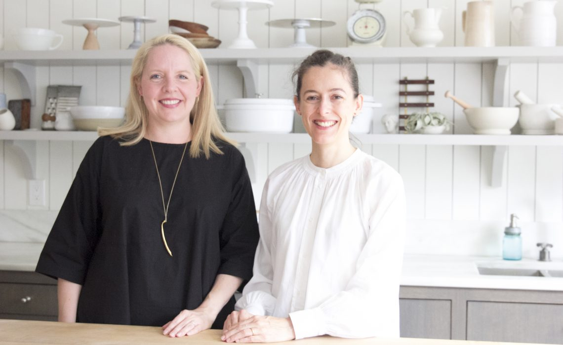 Food52 founders Amanda Hesser and Merrill Stubbs