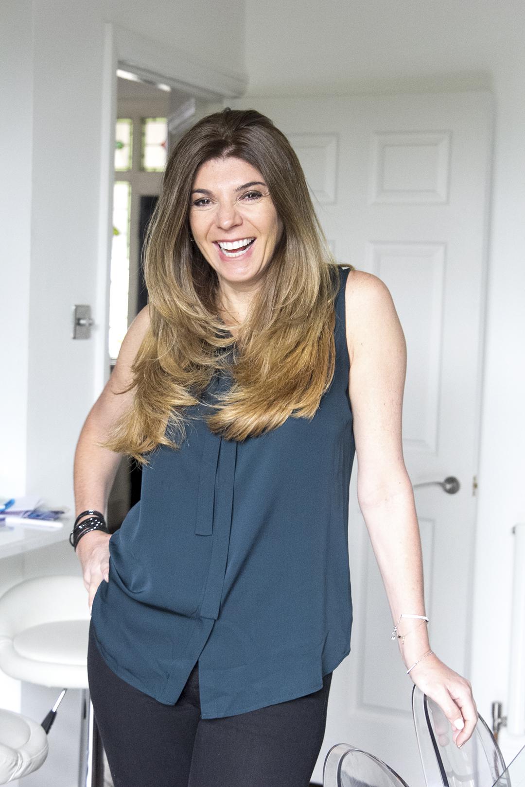 Baby2Body founder, Melinda Nicci