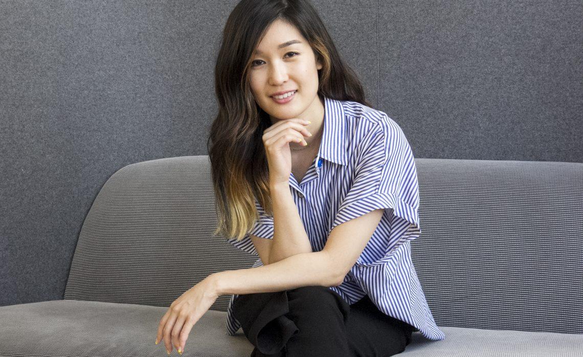 Charlotte Cho, founder of Korean Beauty destination Soko Glam