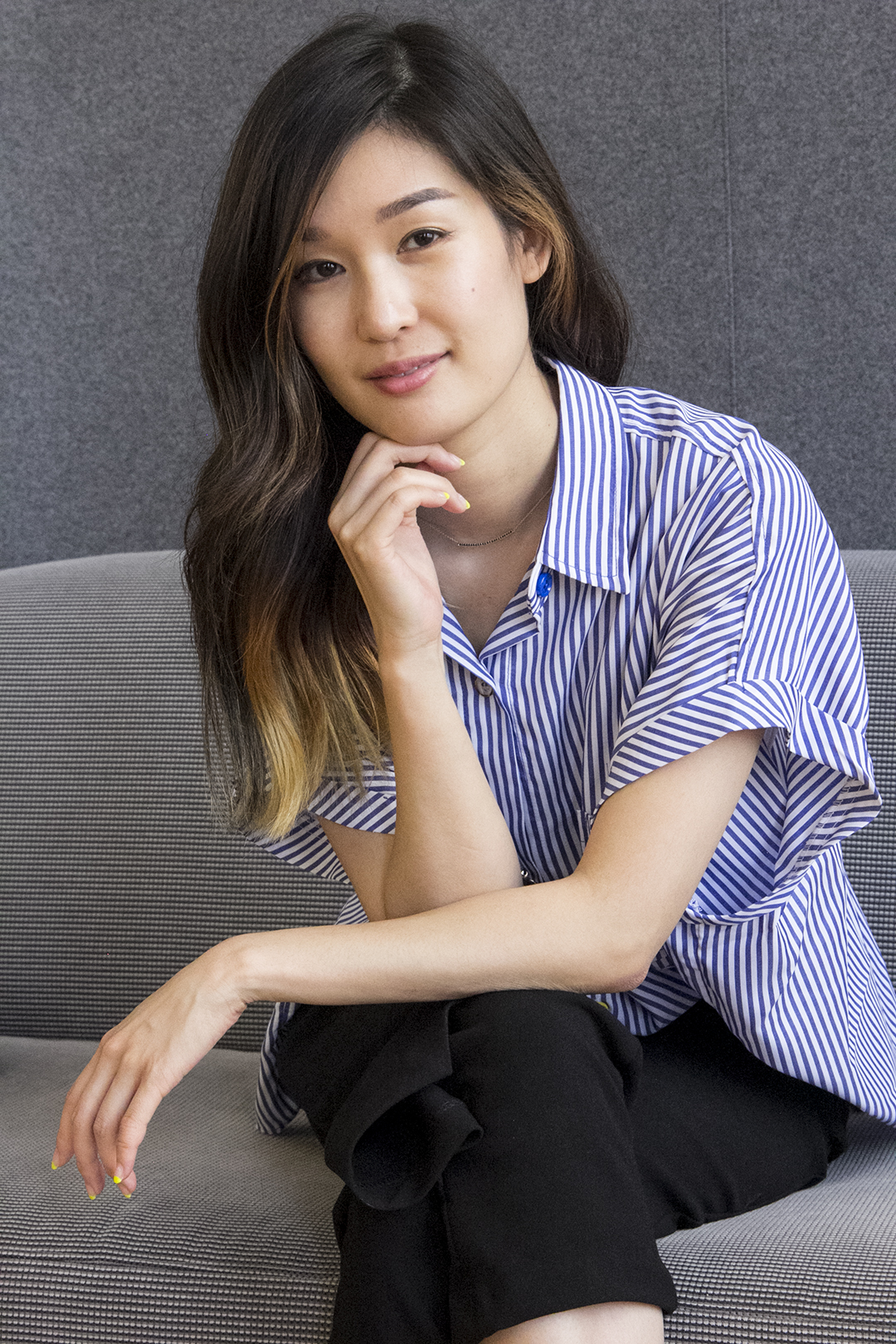 Charlotte Cho, founder of Korean Beauty destination Soko Glam