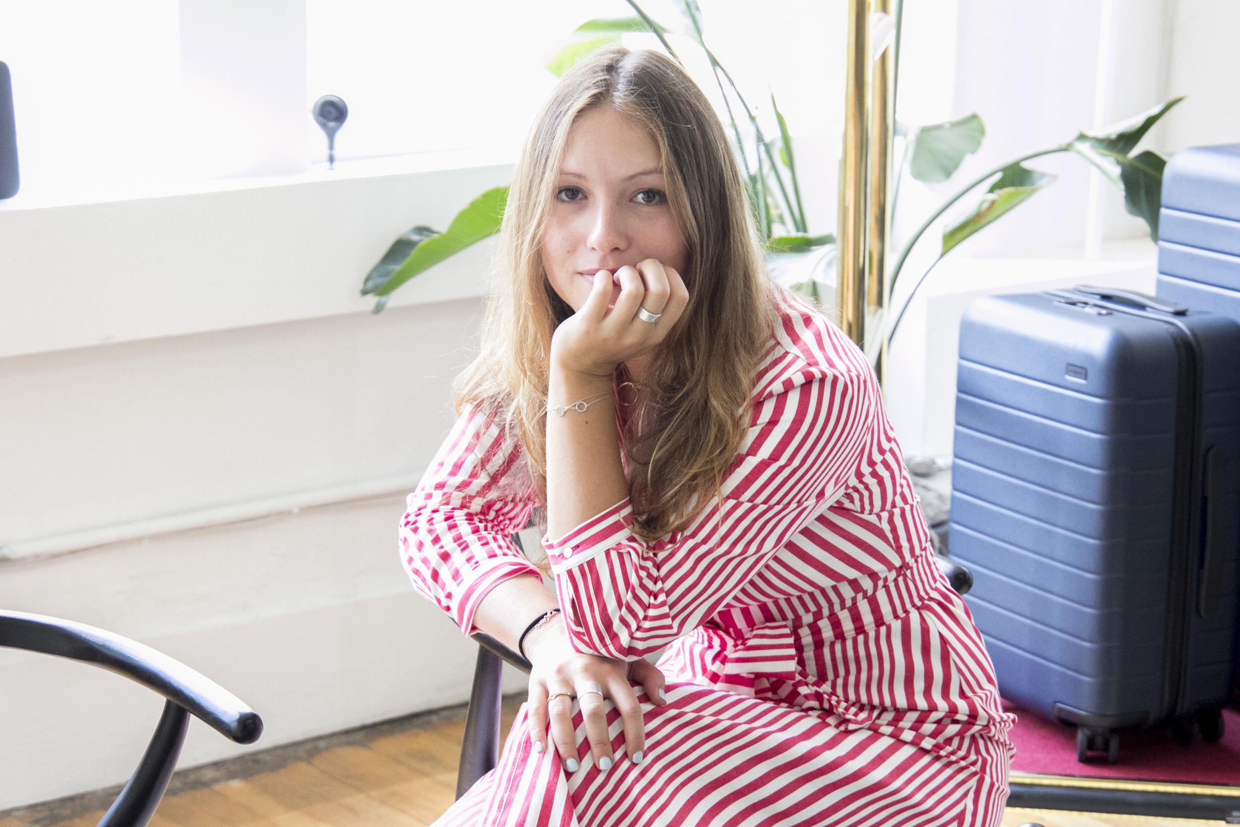 Emma Bates, Head of Marketing & Operations At Away Luggage