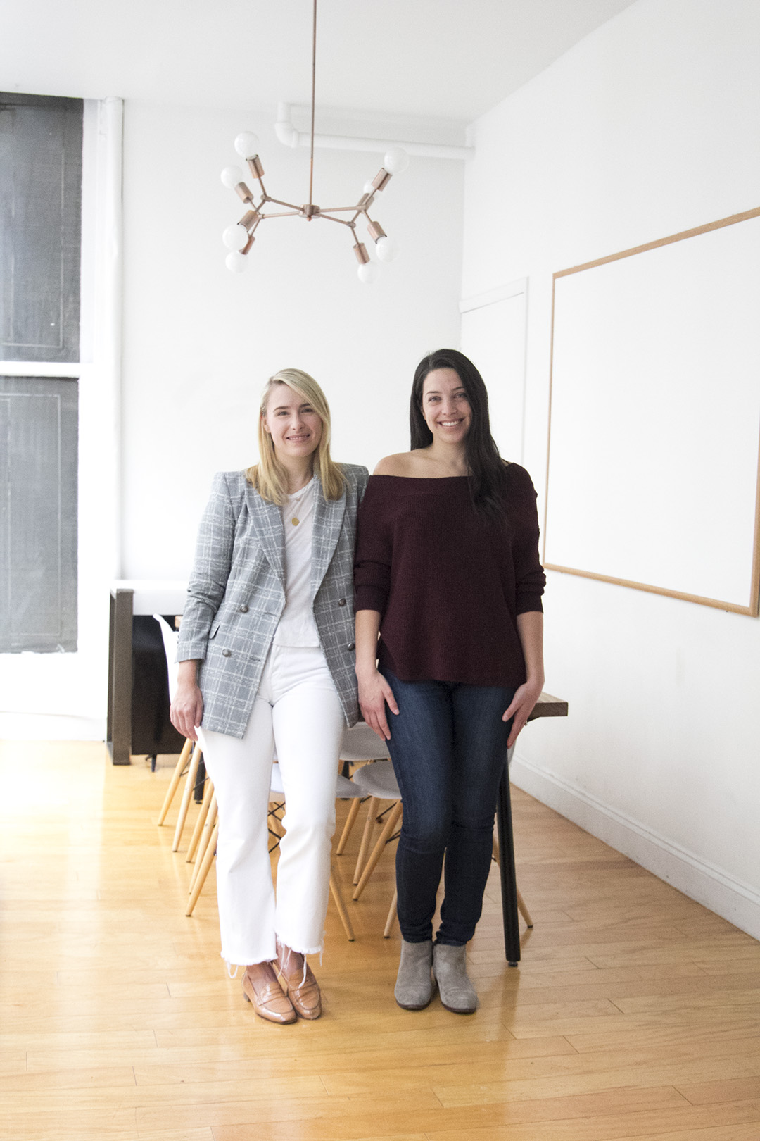 Bloomerent founders Danit Zanir and Julia Capalino on how an why you should find a business partner