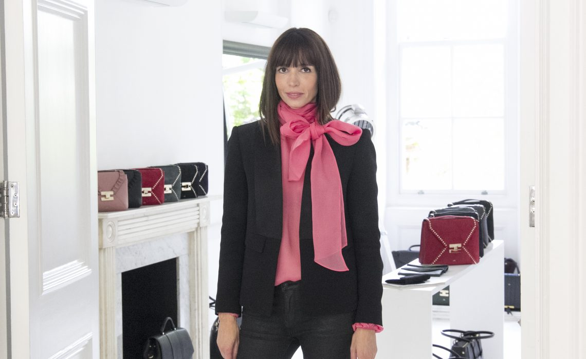 DeMellier Founder, Mireia Llusia, Lindh on rebranding her business