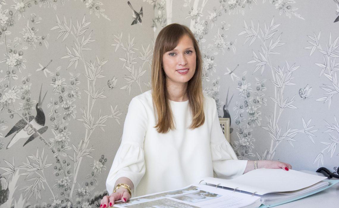 Interior designer and La Dolce Vita blogger, Paloma Contreras